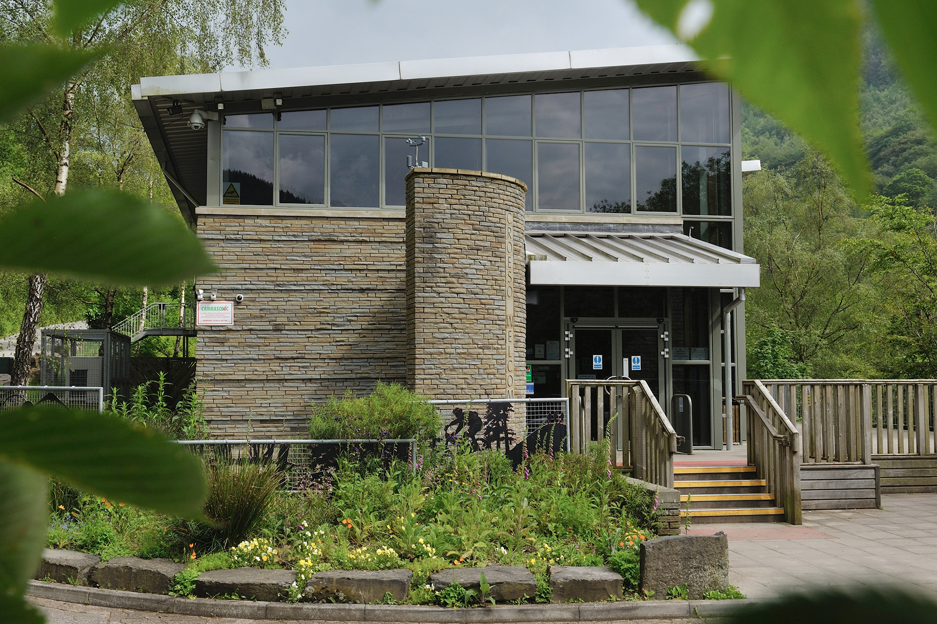 Cwmcarn Visitor Centre