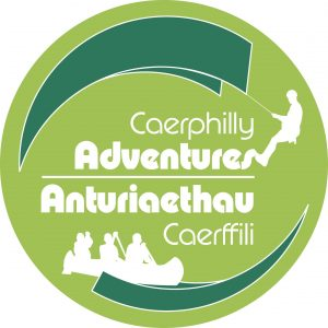 Caerphilly Adventures logo