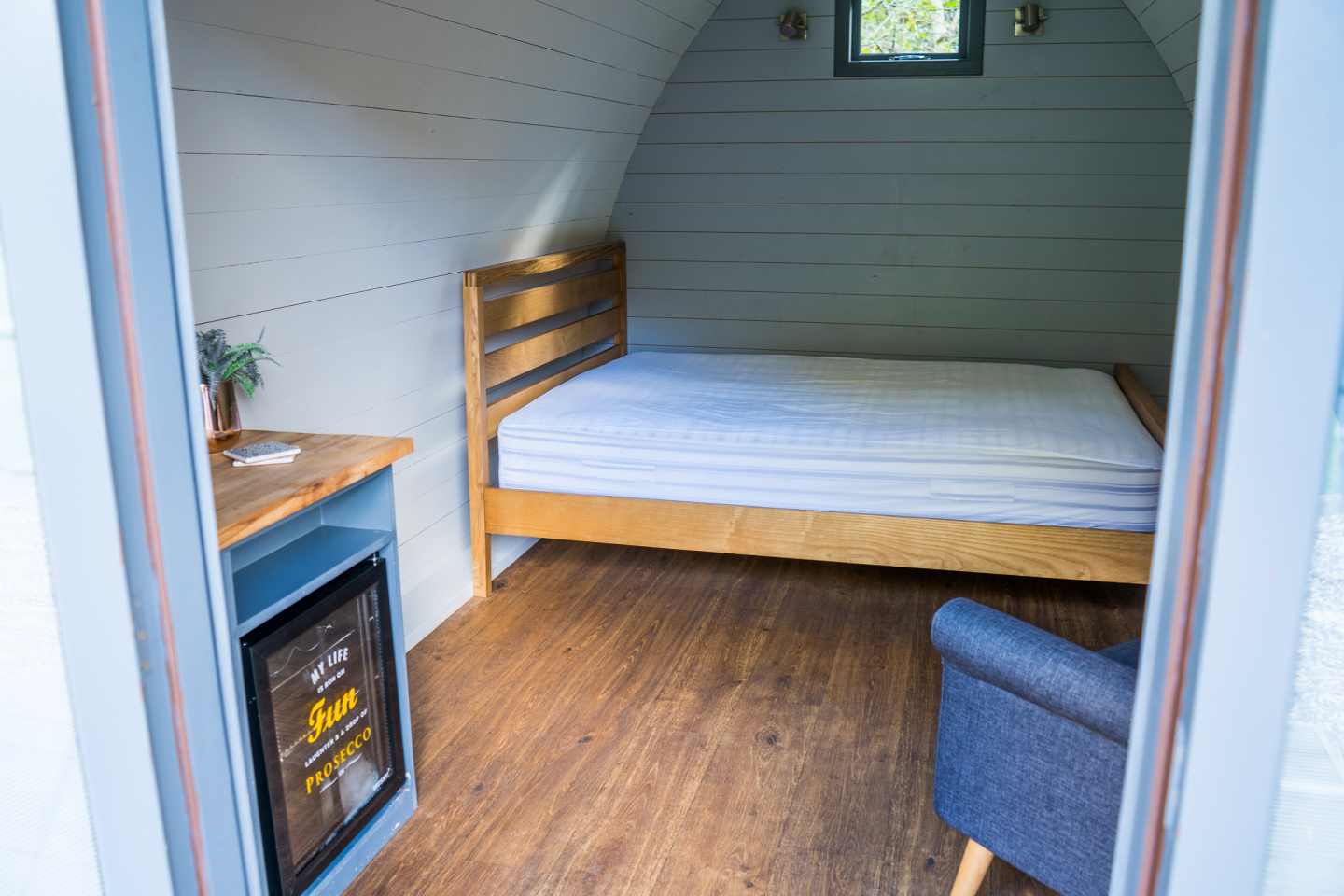 Furnished Glamping Pod